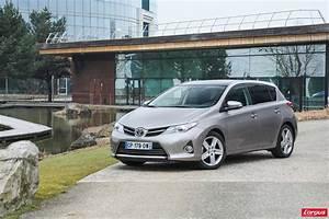 Fiabilité Toyota Auris Hybride : la nouvelle auris d 4d l 39 essai l 39 argus ~ Gottalentnigeria.com Avis de Voitures