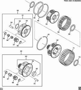 1996 Gmc Yukon Manual Transmission Hub Replacement Diagram
