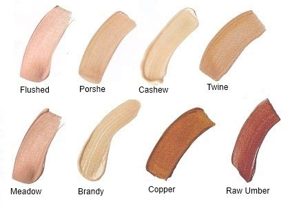 how to what foundation color you are do you your foundation colors di candia fashion