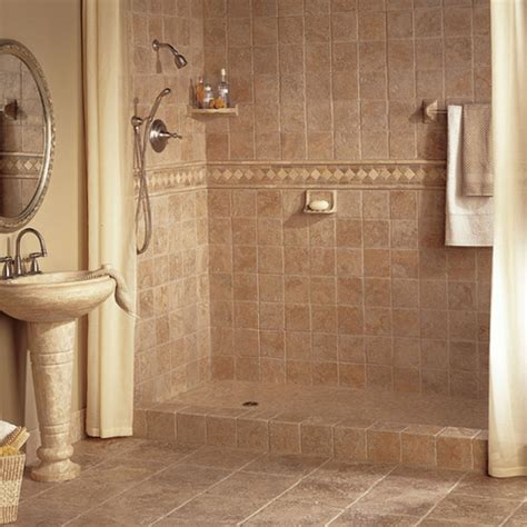 tile design ideas for small bathrooms bathroom shower tile decorating ideas farchstudio