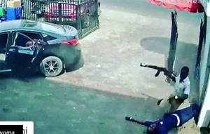 [VIDEOS]Owerri Zenith bank Robbery captured on CCTV ...