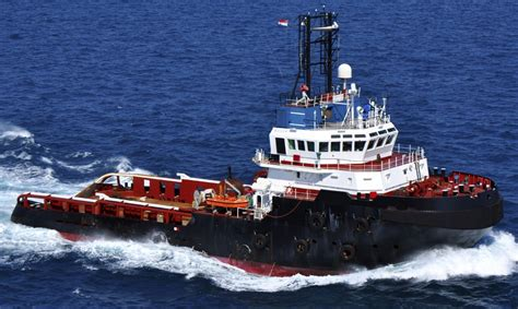 Tugboat Salary by Chief Engineer And Master On Tug
