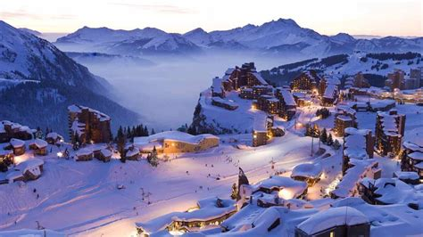 the best family ski resorts in france powderbeds