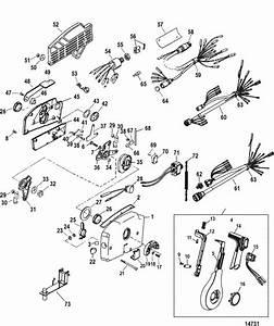 Mercury 881170a15 Side Mount Control Box Wiring Diagram
