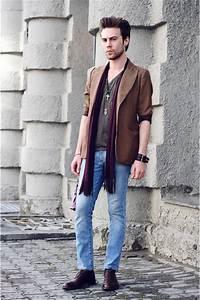Crimson Vintage Shoes Light Blue Zara Jeans Brown Hu0026M Jackets Heather Grays | u0026quot;Adislavu0026quot; by ...