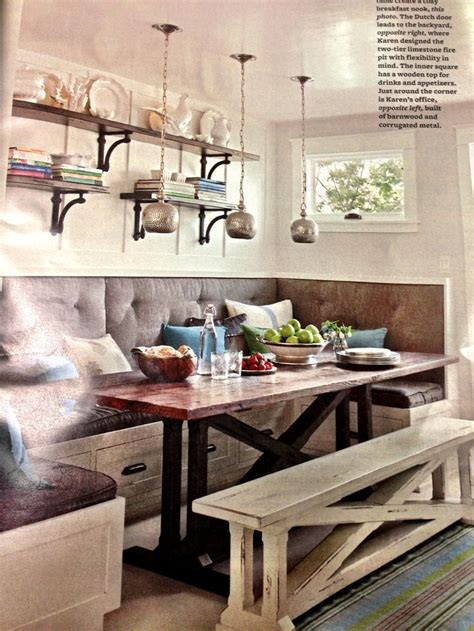 kitchen booth images  pinterest kitchen booths