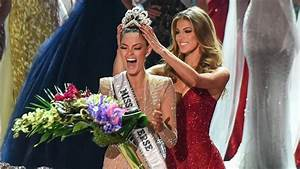 Demi Leigh Nel Peters Miss Universe 2017 Reflects On Year