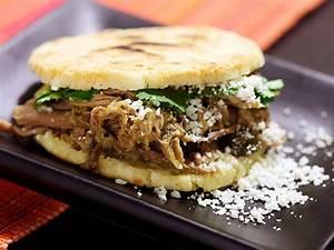 Venezuelan-style Arepas (Arepas Rellenas) Recipe | Serious ...
