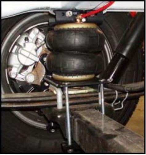 drive rite air suspension kit fiat ducato