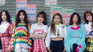 Melon Song Chart G I Dle 39 S Quot Latata Quot Is Racing Up The Digital Charts Sbs