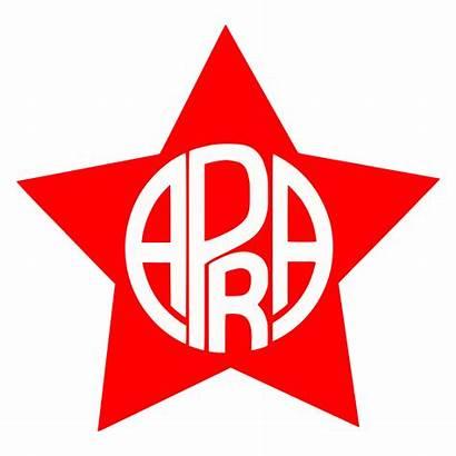 Popular Alianza Apra Peru Revolucionaria Americana Svg