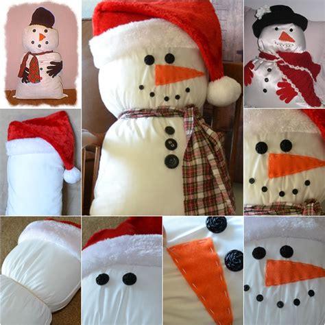 wonderful diy easiest snowman  styrofoam ball