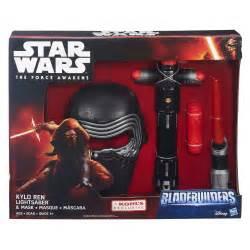 Star Master Lamp by Star Wars Bladebuilders Kylo Ren Lightsaber Amp Mask Set