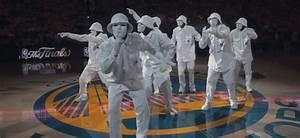 JABBAWOCKEEZ At NBA Finals 2016 YouTube