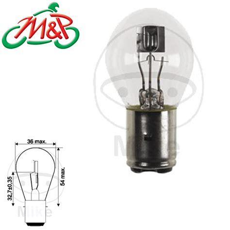honda cb 125 j 1978 headlight replacement bulb