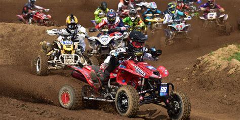 ama motocross rules mtn dew atv motocross chionship results redbud atv