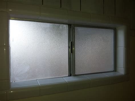 Window Sill Wrap by Tiled Around Shower Surround And Window As Window Had Bad
