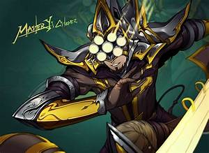 master YI by citemer on DeviantArt