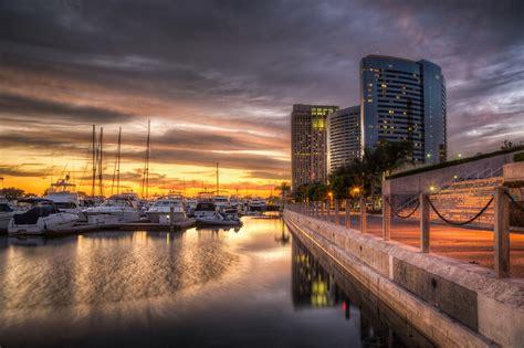 San Diego City California Sightseeing Landmarks