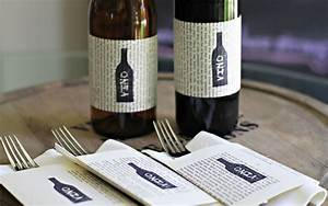 DIY Wine-Themed Party Decor