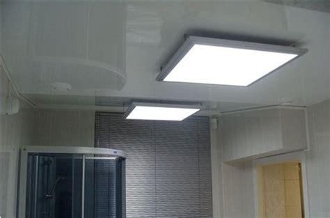 reasons  install led flat panel ceiling lights warisan lighting