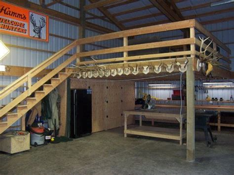 pin  dyana ellis  warehouse building  garage pole