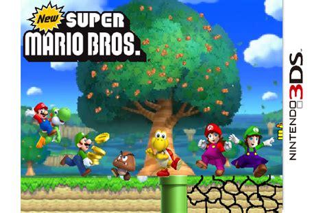 Tommys Super Mario Blog New Super Mario Bros Nintendo 3ds