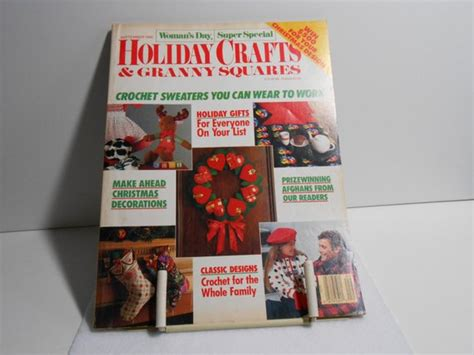 Vintage Woman's Day Holiday Crafts And Granny Squares Interior Painting Techniques Ideas Diy Home Paint Colors Photos Exterior Contract What Kind Of For Doors Asian Paints Royale Play Textures Best Automotive