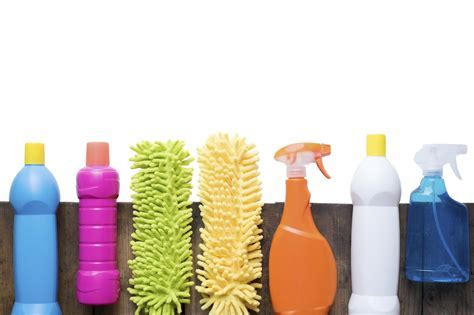 How to Make your own Cleaning Supplies