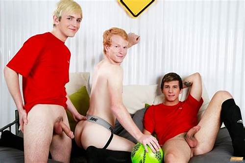 Playful Young Gent And Silver Boyfriends #Jacob #A #Caleb #Reece #& #Colby #Klein