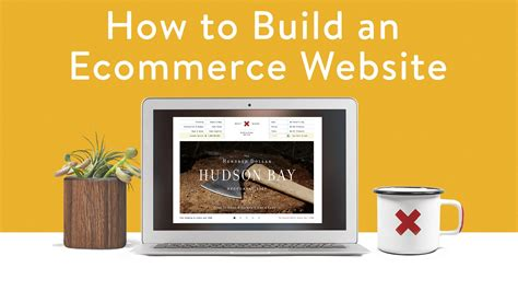 How To Build An Ecommerce Website  Start An Online Store