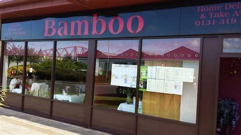 Bamboo Restaurant And Takeaway, South Queensferry