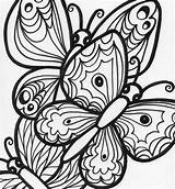 Butterfly Coloring Pages Monarch Awesome Printable Print Inspirational Sheets Source sketch template