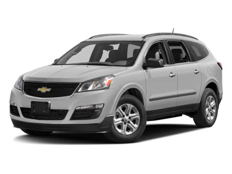 Build And Price Your 2016 Chevrolet Traverse
