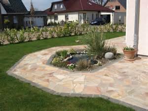 garten ideen deko ideen terrasse terrasse anlegen und selber bauen polygonalplatten verlegen