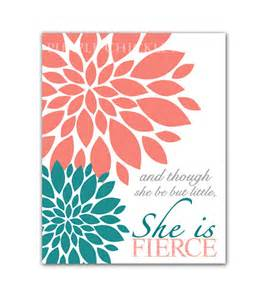 Though She Be but Little Printable