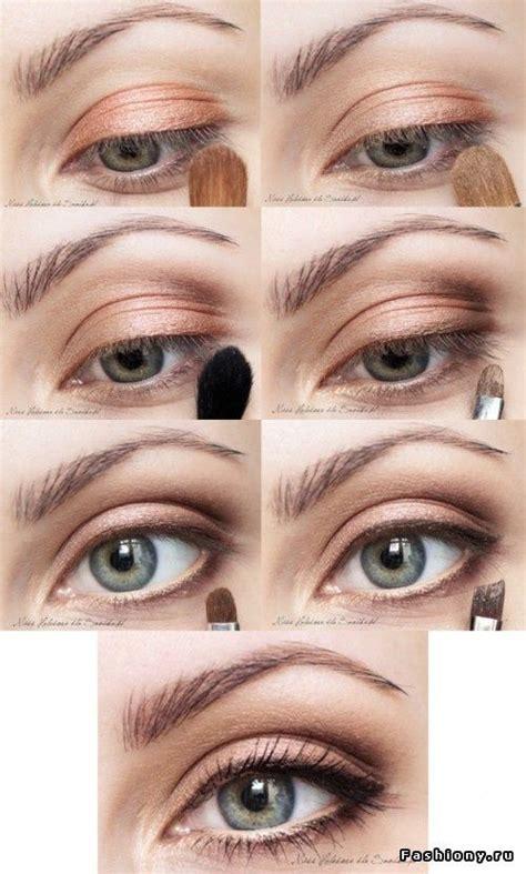 Нюдовый макияж правила нанесения пошаговое фото