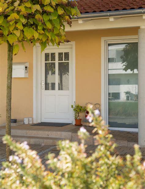 Kunststofffenster Pflegeleicht Und Hoher Waermeschutz by Neubau Einfamilienhaus Kunststoff Fenster Schaefer