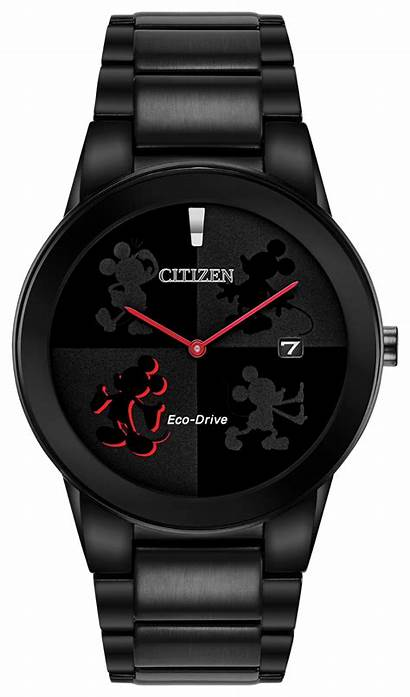 Mickey Citizen Watches Mouse Disney 90th Clock