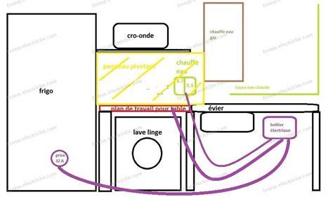 plan electrique cuisine profil du membre bob page 12