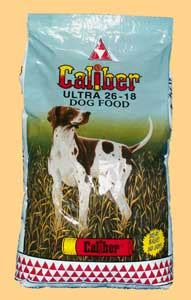 caliber ultra dog food favorite  kalangan breeder pet