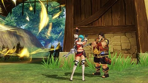 Anime Adventure Online Games Southeast Asian Mmo Games Mmorpg