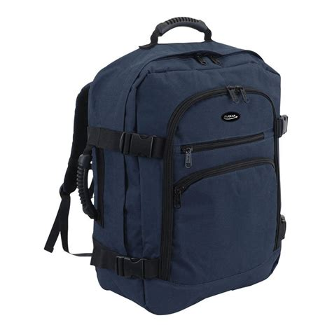 cabin rucksack cabin flight approved backpack luggage travel holdall