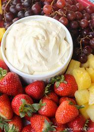 Vanilla Fruit Dip Recipe
