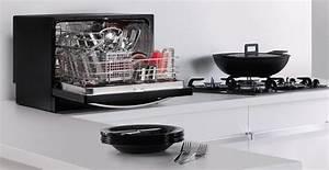 Petit Lave Vaisselle 6 Couverts : 10 astuces pour gagner de l espace dans une petite cuisine ~ Farleysfitness.com Idées de Décoration