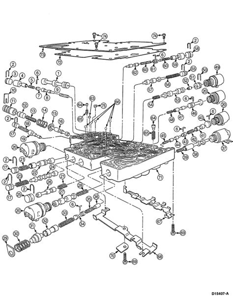 Cd4e Wiring Diagram by Ford E4od Transmission Wiring Diagram Wiring Diagram