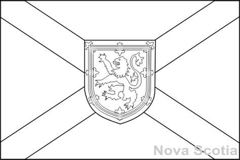colouring book  flags canada