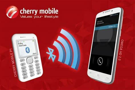 cherry mobile p  mini smartphone dialer  bluetooth