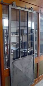 Comment Fabriquer Une Verriere En Acier : d co loft style industriel 12 id es au top c t maison ~ Voncanada.com Idées de Décoration