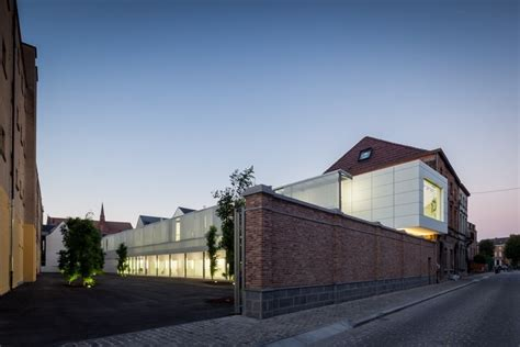 Centre Of Designmons Belgium  Matador Architects Archdaily